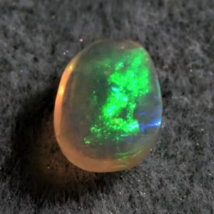 1.2 cts. Virgin Valley Crystal Opal (pre-polished)