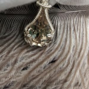 Smokey Crystal Pendant