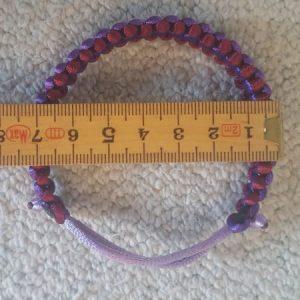 Survival Like Bracelet 7cm/2.75in