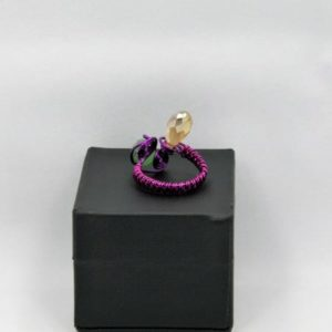 Woven Wire Ring